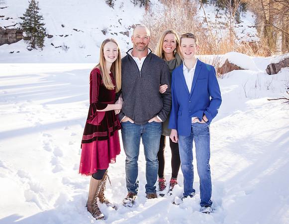 The Mashue Family   January 2021