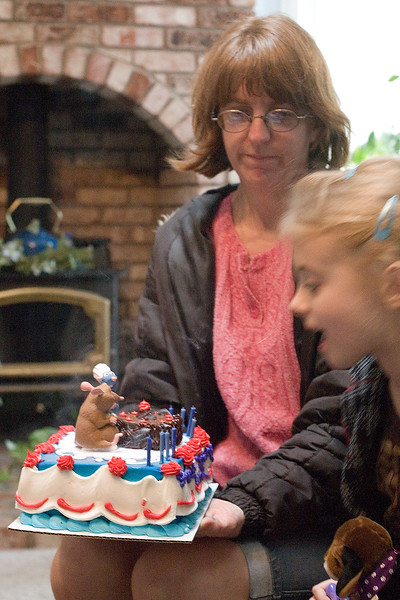 Sarah's 8th Birthday