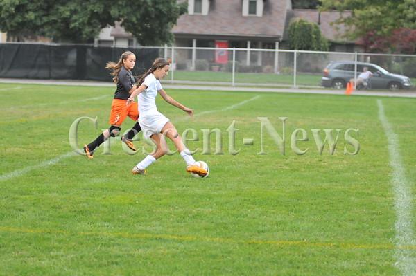 10-15-13 Sports D-III Sect. Archbold vs Otsego girls soccer