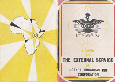 Uganda Broadcasting External Service 1970s