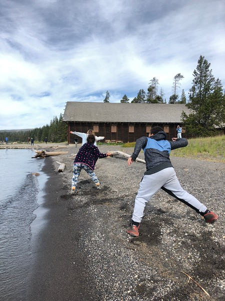 Family Camping 1 - 7/10/2018