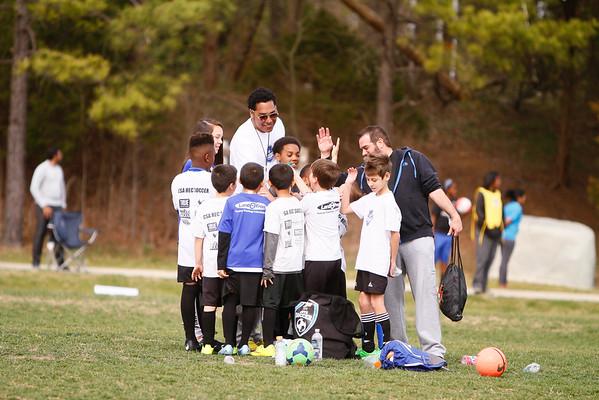 Charlotte Soccer Academy - U9