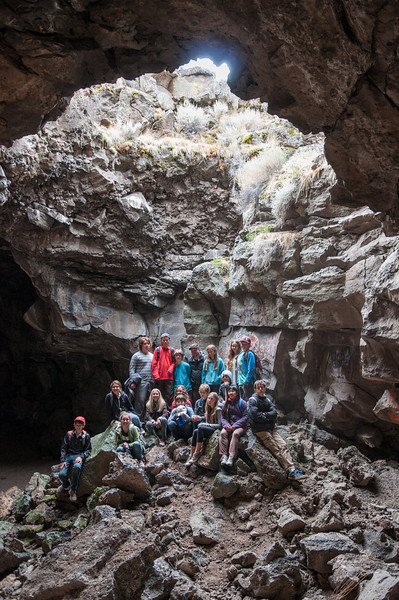 7th Grade class trip to Headwaters Outdoor School
