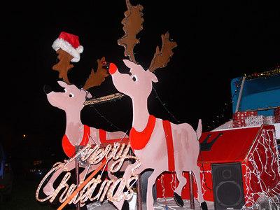 Santa's Sleigh Ride 2006