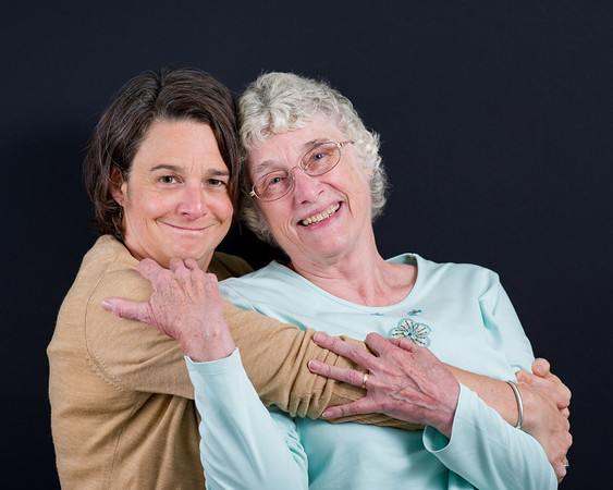 Lisa & Mom Portraits