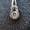 0.46ctw Forever Mark Diamond Drop Earrings 19