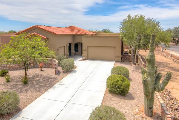 For Sale 2587 W. Overton Ridge Pl., Tucson, AZ 85742