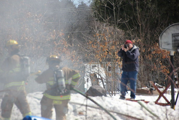 Dover NH 2nd Alarm 20 Gerrish Rd 03/24/2015