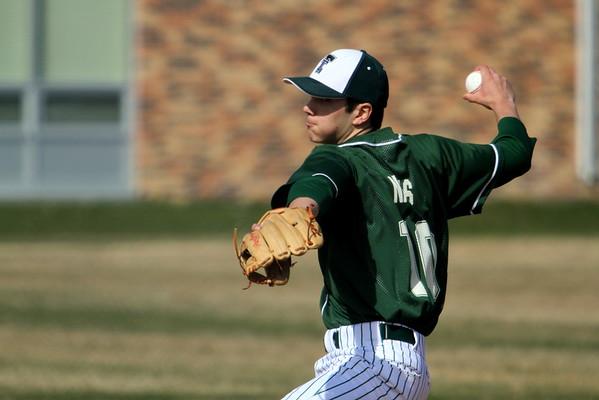 CV-H Baseball at Thompson