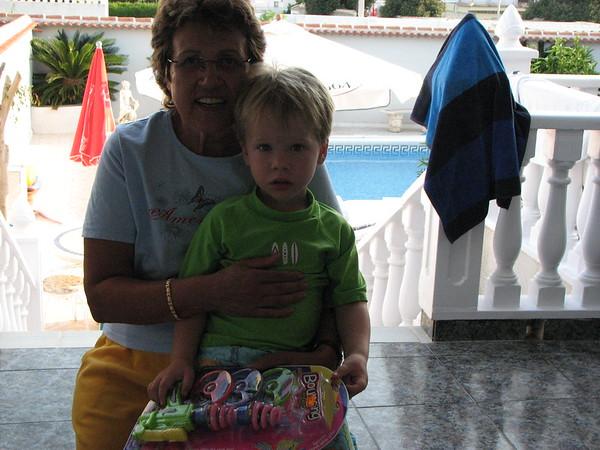 verano niños spain 2007