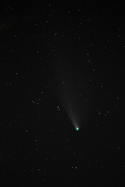 NEOWISE Comet 2020