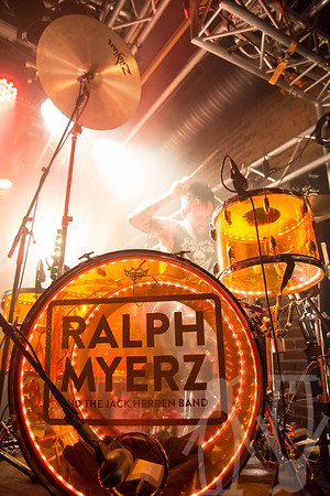 Ralph Myerz and the Jack Herren Band [21.02.2015]