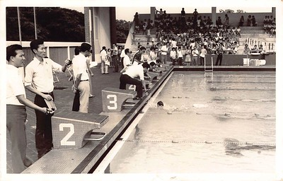 1977 swimming Carnival