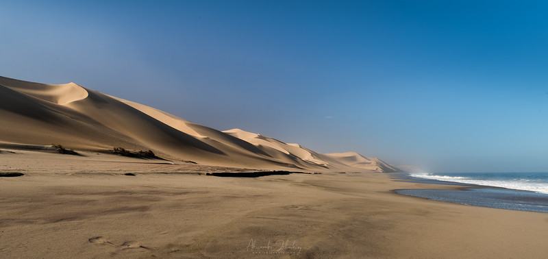Dunes of The Skeleton Coast