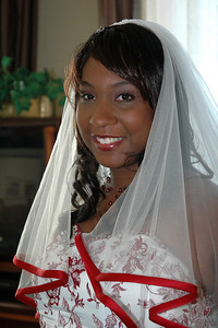 The Marriage Celebration of BreAnn Gilkey & Kareem Collins July 2007