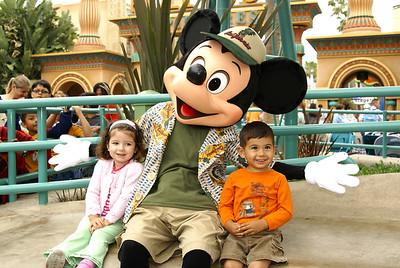 Disney California Adventure 2007