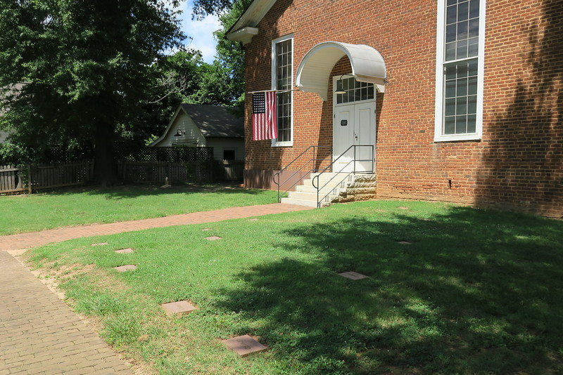 St. Philips African Moravian Church (ca. 1861)