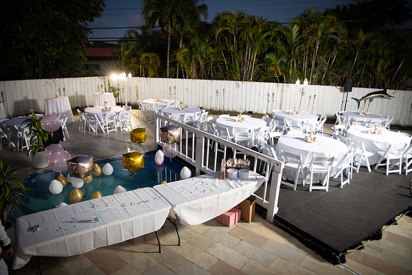 EMANUELLE'S BAT MITZVAH!!! - MIAMI DECEMBER 20, 2020