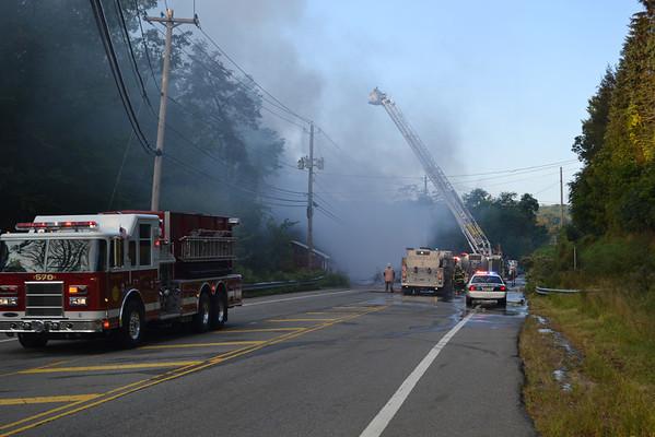 09/14/12 - West Milford, NJ - 4th Alarm