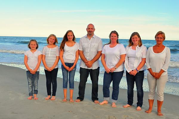 Holden Beach Family Photography 7/16/2012