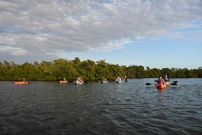 Sunset Kayak Tour - Bunker, Kuczinski, Rokela, Kachhdiya & Rodini