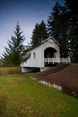 Ritner Creek Covered Bridge