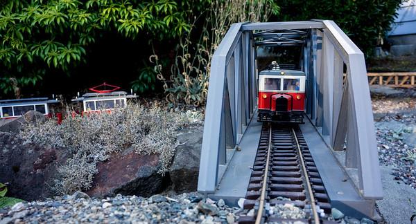 Garden Railroad 2013
