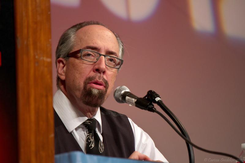"Panel: ""The Future of Skepticism"" - Jamy Ian Swiss"