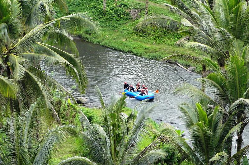 Rafting, Ayung Valley River, Ubud