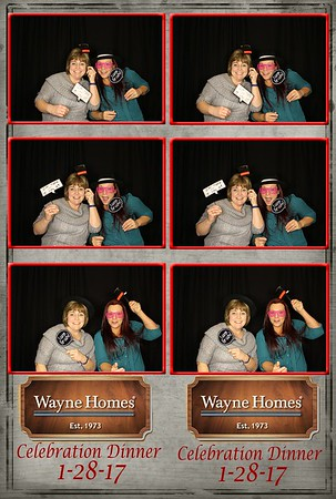 Wayne Homes 2016