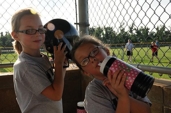 Girls Softball Games May 24