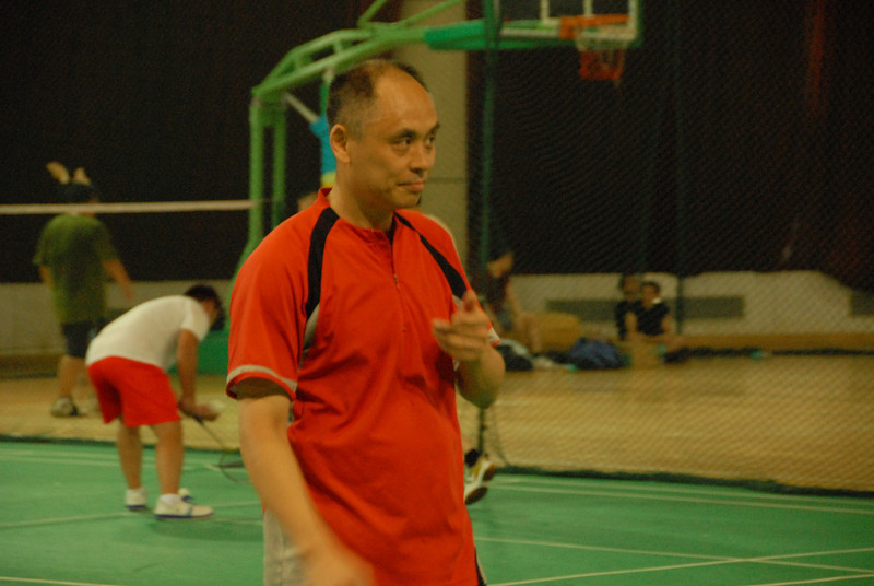 [20100918] Badminton PK with Hou Jiachang (8).JPG