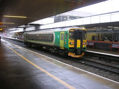 Bedworth & Coventry, 15 January 2010