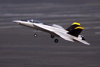 RC FLying At Los Al - June 22, 2008