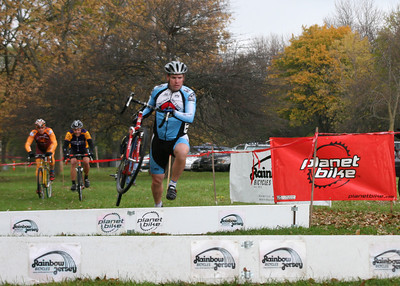 2007 Estabrook Cyclocross - Cat 4 40+ and Jr 15-18