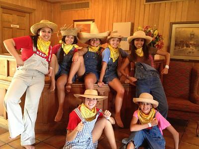 Line Camp at T-Bar M Ranch