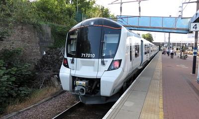 UK Rail September 2019