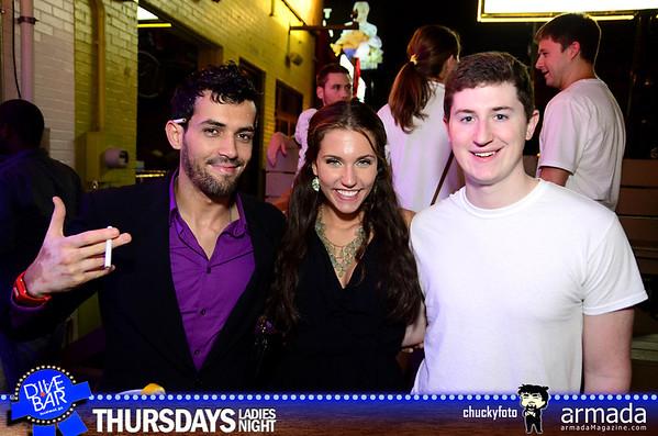 Dive Bar Thursdays - 09.26.2013