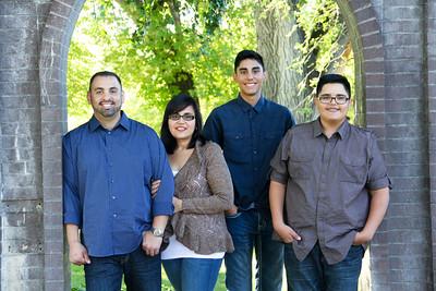 Baeza Family