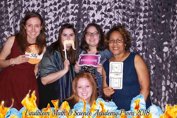 "Lindblom Math & Science Academy ""Prom 2018"""