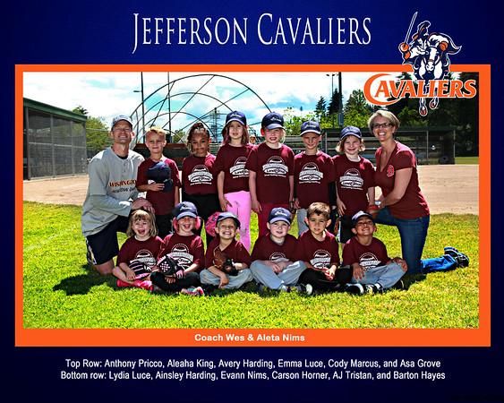 Jefferson Cavaliers