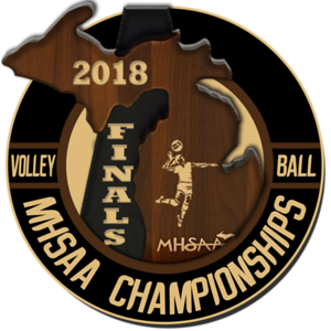 2018 1117 MHSAA Volleyball Finals