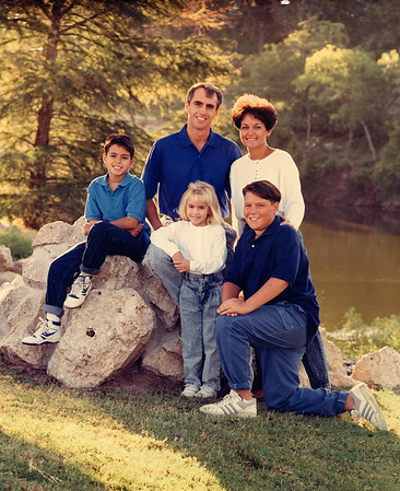John & Terri Manning Family Pics