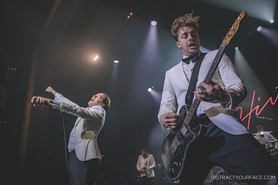 The Hives | May 20, 2019 | Vic Theatre | Chicago
