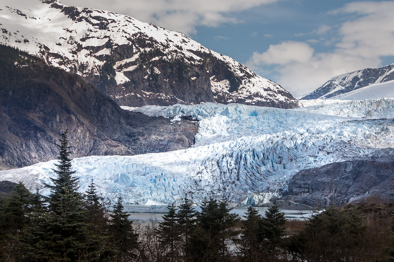 Menendhall Glacier, Juneau, Alaska