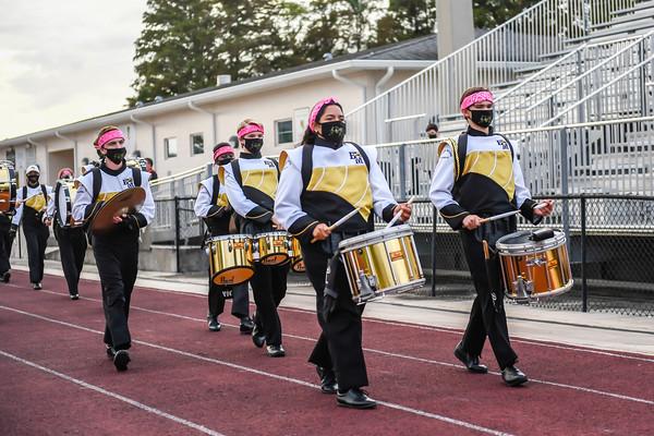 20201023 Bishop Moore Band