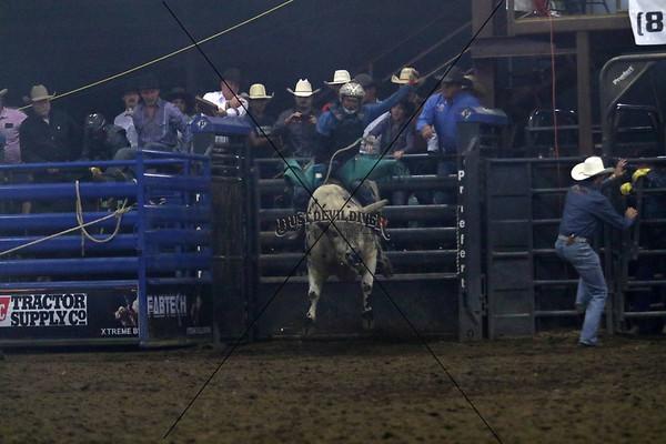 Llano Xtreme Bull Riding 2019