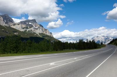 Alberta and British Columbia