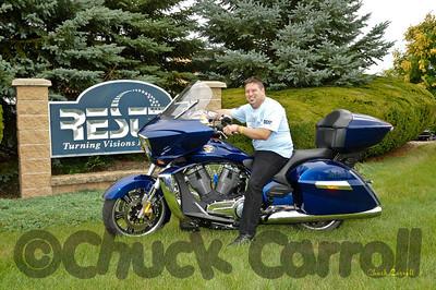 RESTEK RELAY FOR LIFE --  8-14-2010