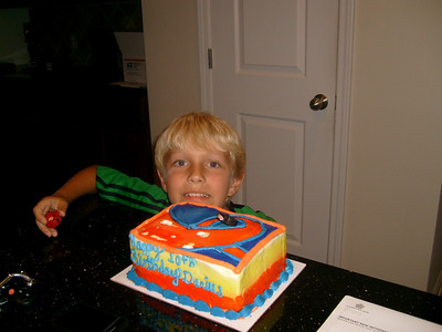 Darius 10th Birthday